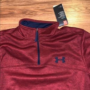 Brand new with tags under armor sweatshirt